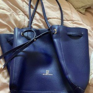 NY&C Royal Blue Handbag